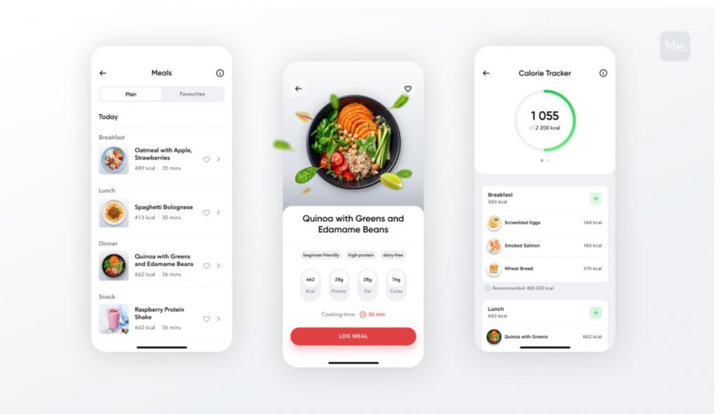 Diet-based meal plans