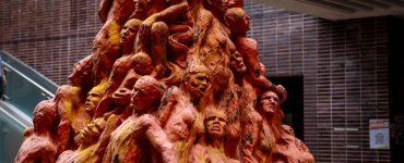 Tiananmen Square massacre statue removal