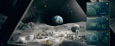 Australian rover to moon