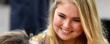Dutch-princess-Amalia-
